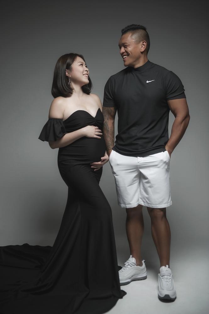 2020 pregnant|孕媽咪親子寫真|魚小魚攝影棚