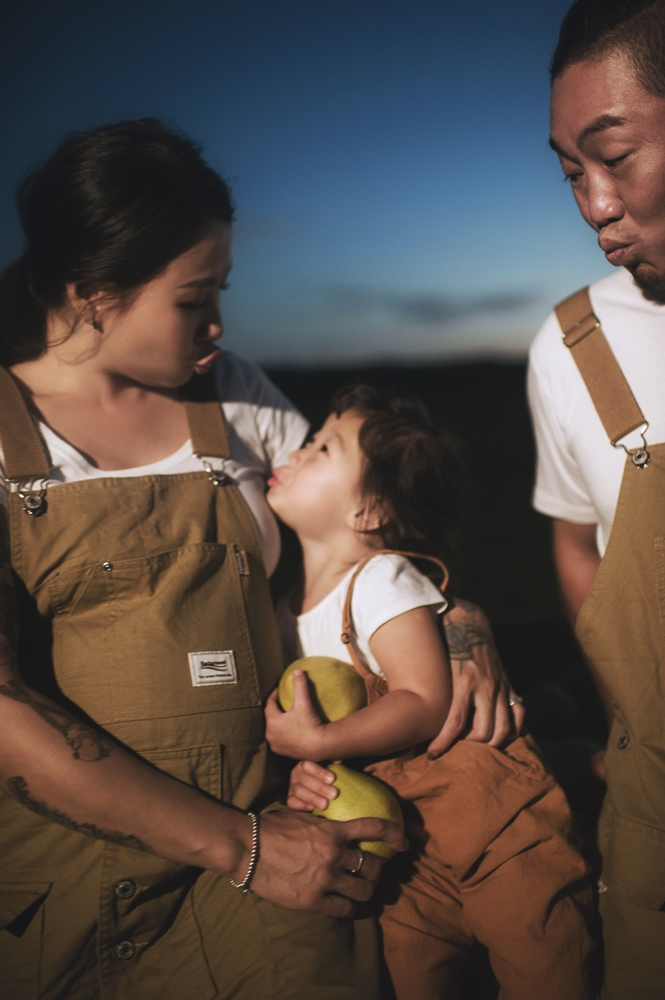 2020 pregnant|孕媽咪親子寫真|田園風格