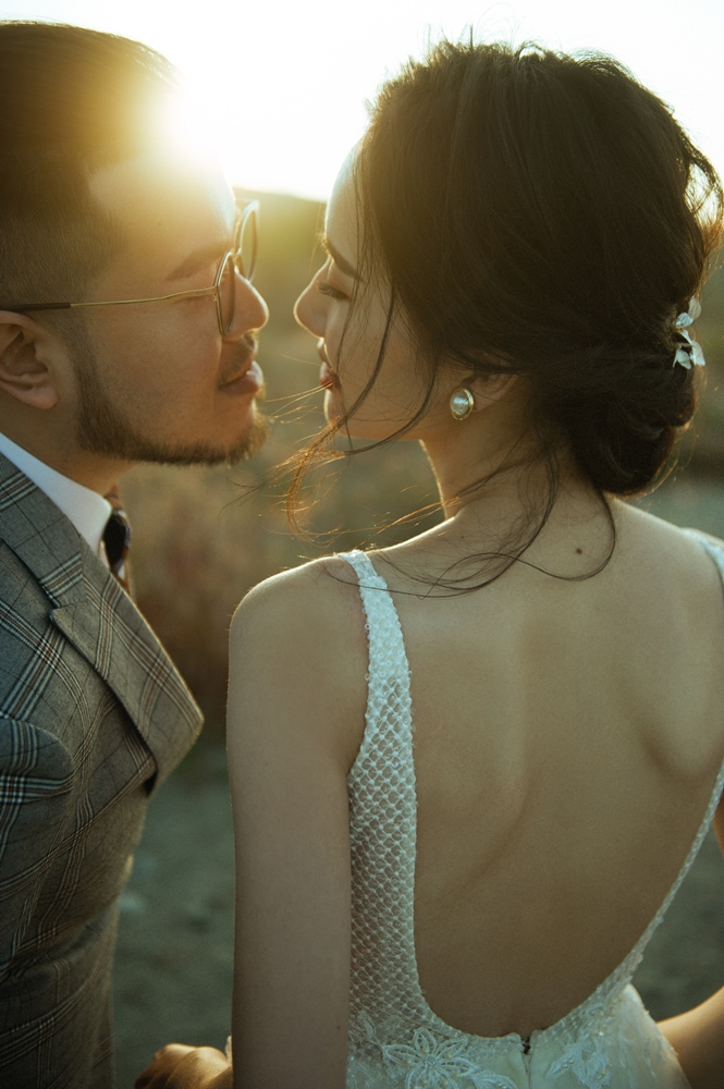 2020 Wedding 自主婚紗  森林 美洲公路 W&S婚紗
