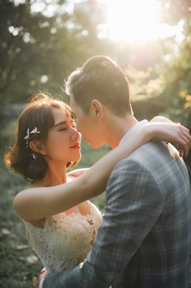 2020 Wedding 自主婚紗 蛋糕設計師 都會公園 W&S婚紗
