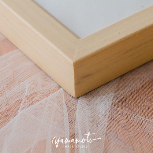 三合一木質相框