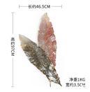 P0260-50-C106   立體金屬壁飾-天使之翼B
