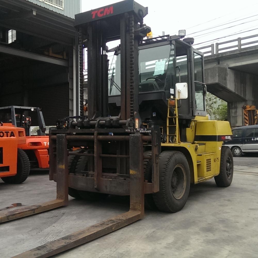 TCM 13.5噸 柴油堆高機