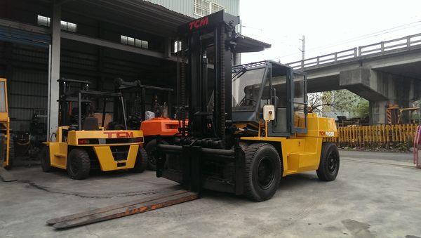 TCM 15噸 柴油