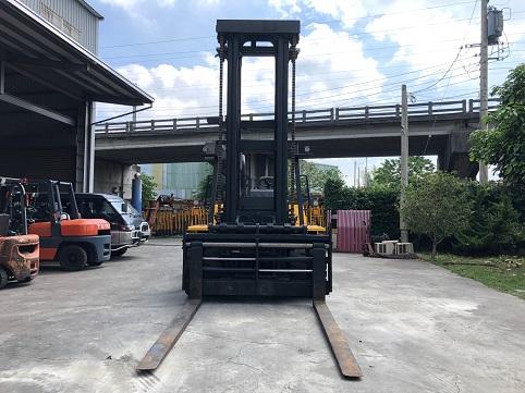 TCM FHD 12噸 5.5米 柴油堆高機