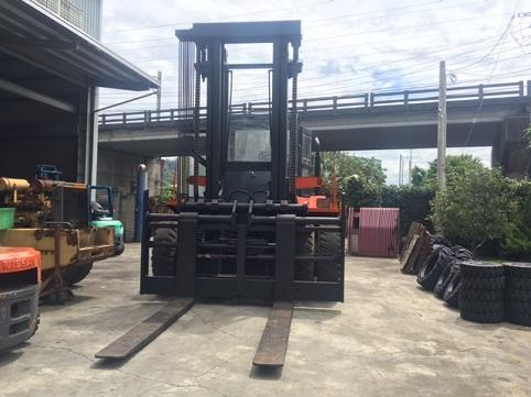 TOYOTA 20噸 柴油堆高機