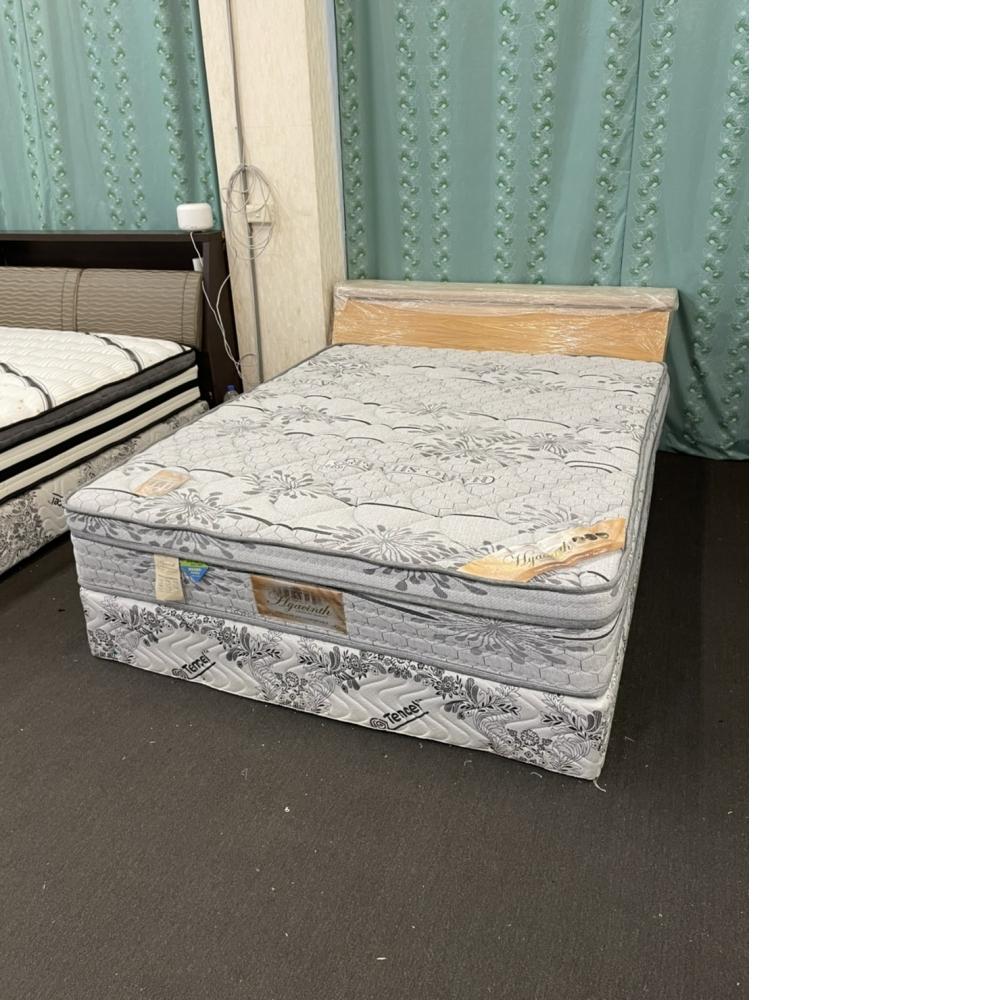 銀離子加高獨立筒床墊