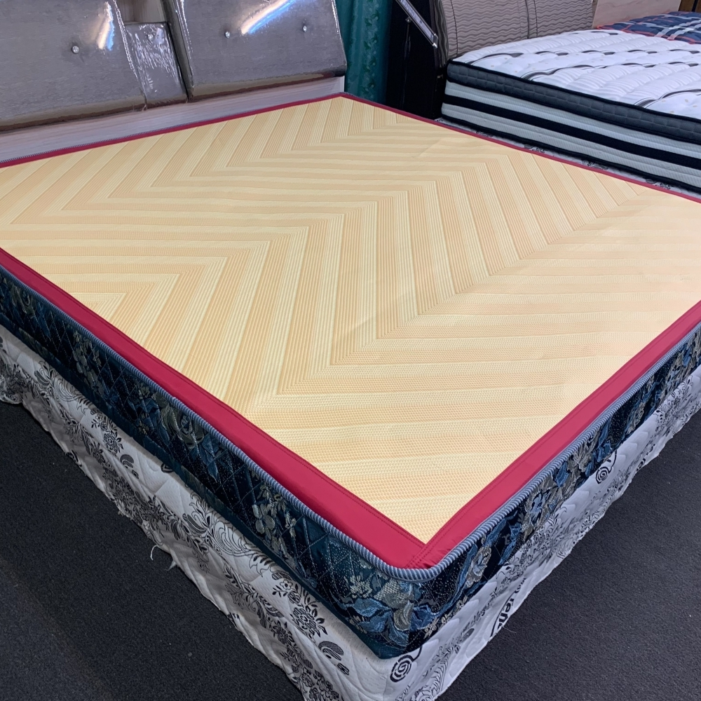 出清優惠-售完為止*數量有限-3.3mm傳統彈簧床-冬暖夏涼兩面可用(不選花色)