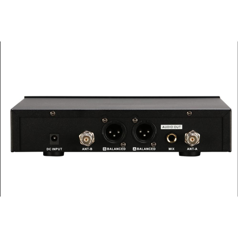 ZHENG SKM9000 G4 無線麥克風 高級動圈式音頭 高階小主機